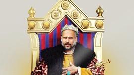 INFOGRAFIS: Pep Guardiola Raja Domestik