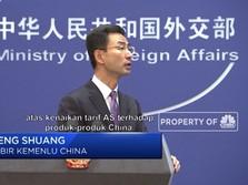 Memanas! China Balas Tarif Impor AS