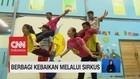 VIDEO: Ratusan Anak Nelayan Berprestasi Melalui Aksi Sirkus