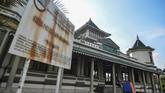 Situs Masjid Kuno Manonjaya di Kabupaten Tasikmalaya, Jawa Barat dibangun pada masa Bupati Wiradadaha VIII pada 1834 dan ditetapkan sebagai bangunan cagar budaya atau cultural heritage oleh Badan Arkeologi Republik Indonesia pada 1 September 1975. (ANTARA FOTO/Adeng Bustomi)