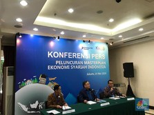 Diluncurkan Jokowi, Ini 4 Fokus Masterplan Ekonomi Syariah RI