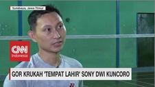 VIDEO: Gor Krukah 'Tempat Lahir' Sony Dwi Kuncoro