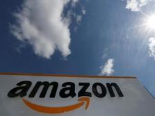 Salip Google & Apple, Amazon Brand Paling Bernilai di Dunia