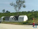 Tembus Bukit, Terowongan Walini Kereta Cepat JKT-BDG Rampung