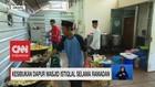 VIDEO: Potret Kesibukan Dapur Masjid Istiqlal saat Ramadan