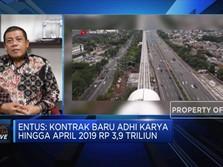 Adhi Karya Targetkan Laba Bersih Semester I 2019 Capai Rp 300