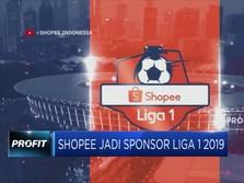 Shopee Jadi Sponsor Liga 1 2019