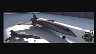 Pesawat Hipersonik Bisa Tempuh Jakarta-Tokyo dalam 90 Menit