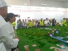 Terowongan Walini Kereta Cepat JKT-BDG & Potret Pekerja China