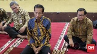 Jokowi Minta Hasil Rekapitulasi KPU Tak Disikapi Aneh-aneh