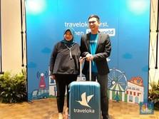 Diklaim Milik Singapura, Traveloka: Kami Cinta Indonesia