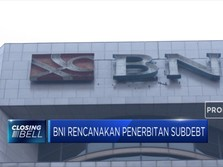 BNI Akan Terbitkan Surat Utang Subordinasi