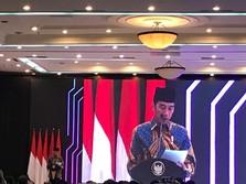 Jokowi: Ekonomi Syariah Bisa Tuntaskan Kemiskinan