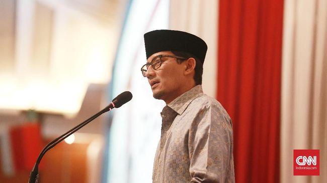 Sandi Sebut Surat Wasiat Prabowo Berisi Arahan ke Depan
