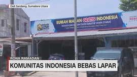 VIDEO: Komunitas Indonesia Bebas Lapar