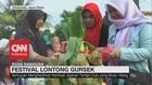 VIDEO: Festival Lontong Gursek Kenalkan Kuliner Tempo Dulu