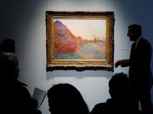 Wow! Lukisan Karya Monet Ini Laku Rp 1,6 T