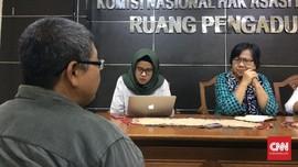 Kasus Kekerasan Aparat Saat May Day Dilaporkan ke Komnas HAM