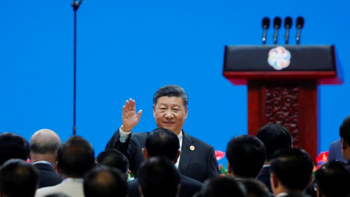 Perang Dagang, Xi Jinping Sindir 'America First' Milik Trump