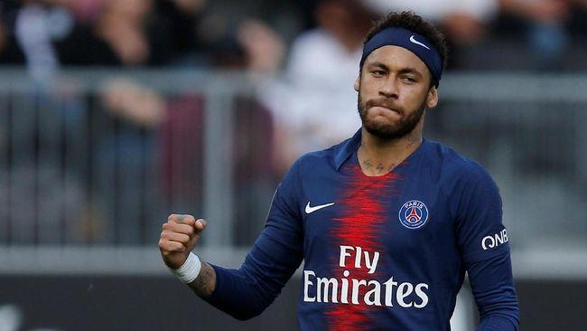Neymar Ingin Satu Klub dengan Coutinho