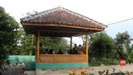 VIDEO: Saung Pintar, Tempat Anak Belajar dan Bermain di Tasik