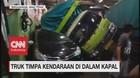 VIDEO: Mobil Tertimpa Truk, Seluruh Penumpang Selamat