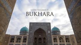 Sufisme di Jalur Sutra Bukhara