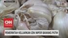 VIDEO: Pemerintah Keluarkan Izin Impor Bawang Putih