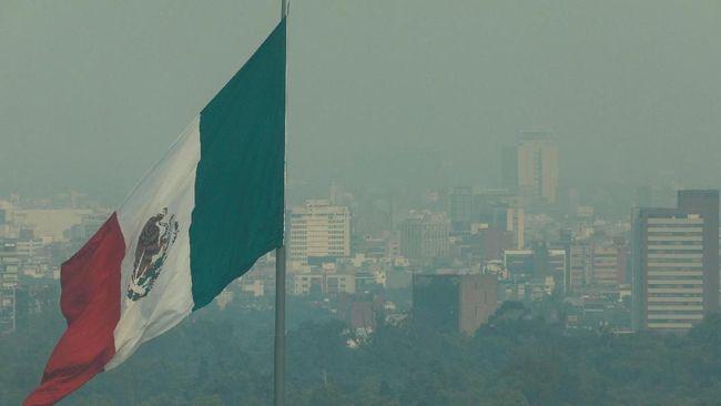 Karhutla, Meksiko Deklarasikan Situasi Darurat di Ibu Kota