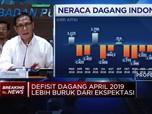 Impor April 2019 Capai USD 15,10 Miliar