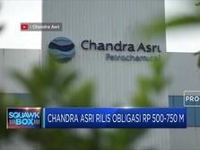 Chandra Asri Rilis Obligasi Rp 500-750 M