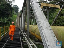 Dibangun China, PLTA Terbesar RI Ekspor Listrik ke Malaysia