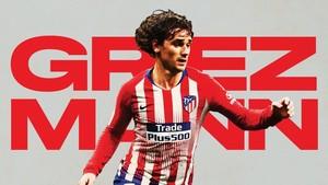 INFOGRAFIS: Rekam Jejak Fantastis Griezmann di Atletico