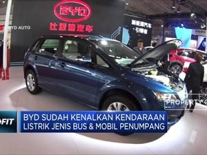 Gaikindo Nantikan BYD Bawa Mobil Listrik ke Indonesia