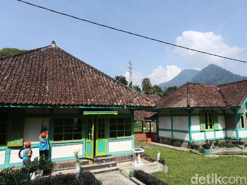 Dusun yang berhasil terlistriki tersebar di 5 Kabupaten, di antaranya 15 Dusun di Kabupaten Bogor, 3 Dusun di Kabupaten Ciamis, 7 Dusun di Kabupaten Pangandaran, 24 Dusun di Kabupaten Sukabumi, 101 Dusun di Kabupaten Cianjur, dan 267 Dusun di Kabupaten Garut.