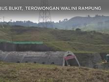 Tembus Bukit! Terowongan Walini Jakarta-Bandung Tuntas Sudah