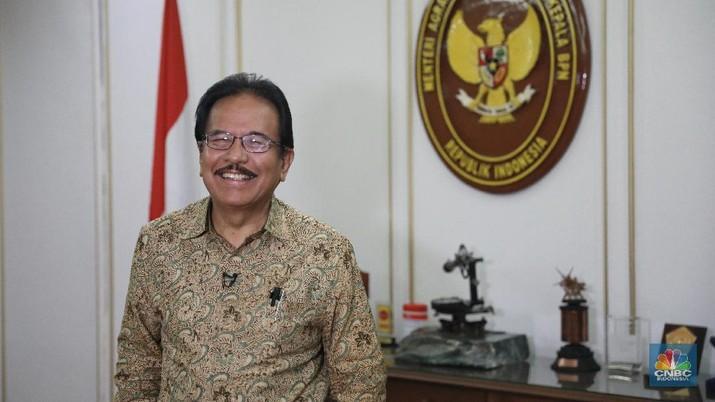 Kepala BPN: 6 Ribu Hektare Lahan Inti Ibu Kota Sudah Siap