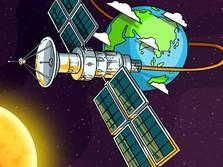 Janji Menkominfo: Satelit Internet Cepat RI Bisa Dipakai 2023