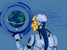 'Robot AI' Ancam Hapus 6,17 Juta Pekerjaan di Sektor Keuangan