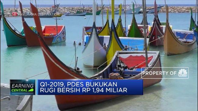 PDES Rugi Bersih PDES Turun 28,15% (YoY)