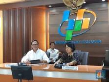 Kacau! Neraca Dagang April 2019 Defisit Parah US$ 2,5 M