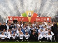FOTO: Pesta Lazio di Stadion Olimpico