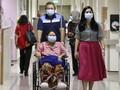 Keluarga Konfirmasi Kondisi Kesehatan Ani Yudhoyono