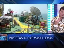 Pemerintah Harus Benahi Investasi Sektor Migas