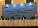 Bank Mandiri Soal Permata: Tidak Batal Tapi Tak Bisa Komentar