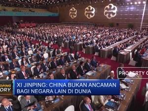 Xi Jinping: China Bukan Ancaman bagi Negara Lain