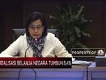 April 2019, Pendapatan Negara Capai Rp 530,7 Triliun