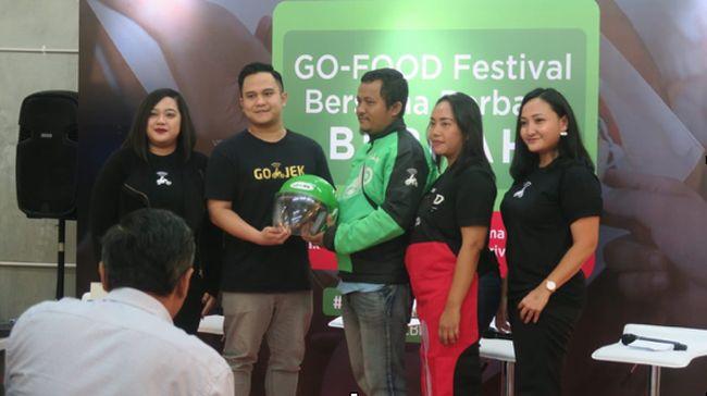 Driver Gojek di Bandung Sukes Beli Rumah dan Mobil