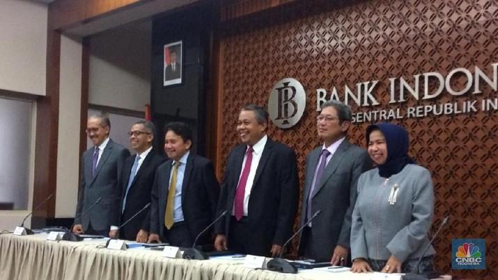 Bank Indonesia (BI) percaya di 2020 nilai tukar rupiah lebih kuat dari 2019 ini.