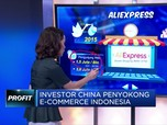 Investor China Penyokong E-Commerce Indonesia